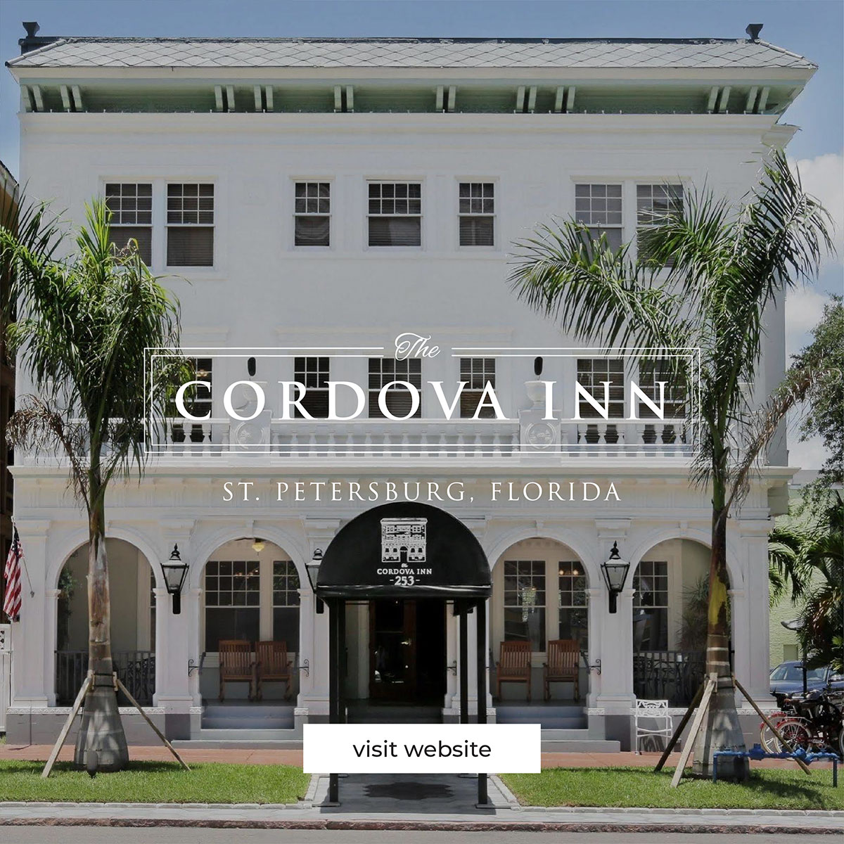 Cordova Inn - St Petersburg, Florida - Gianco Companies