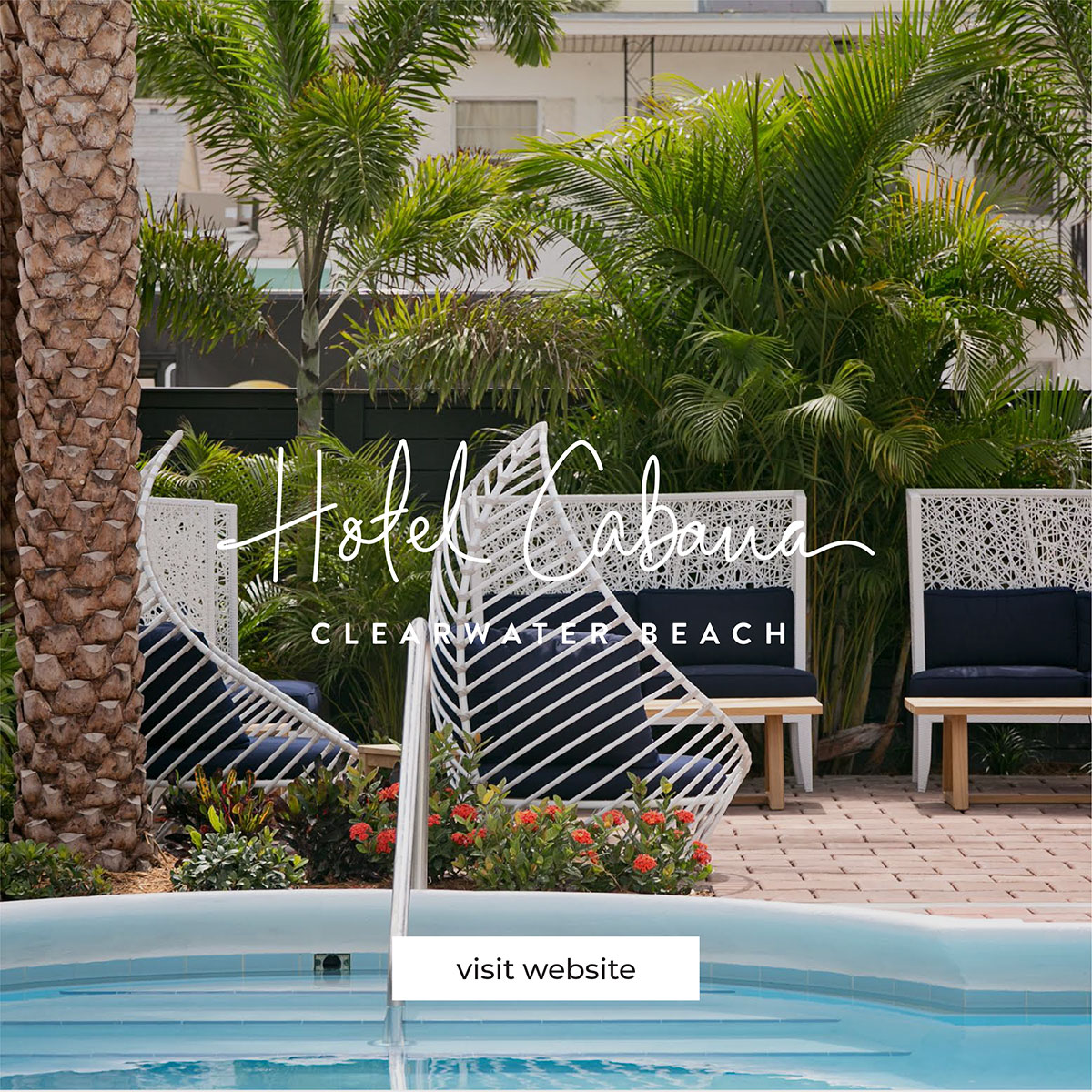 Hotel Cabana - Clearwater, Florida - Gianco Companies